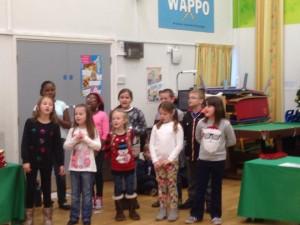 Kemsley School Choir 2
