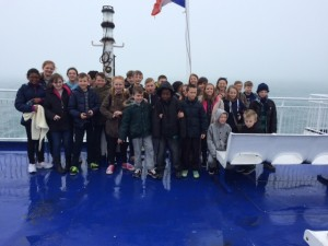 Y6 out at sea